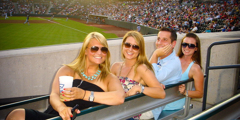 Employee Event at the Ballpark | Lifestyle Communities