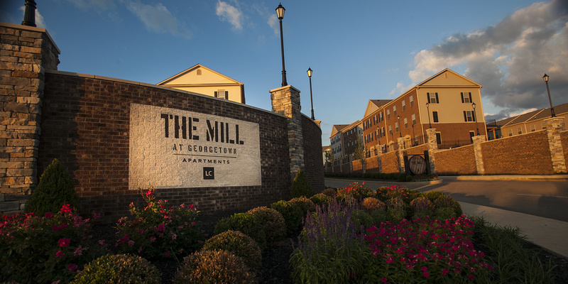 LC The Mill | Entrance