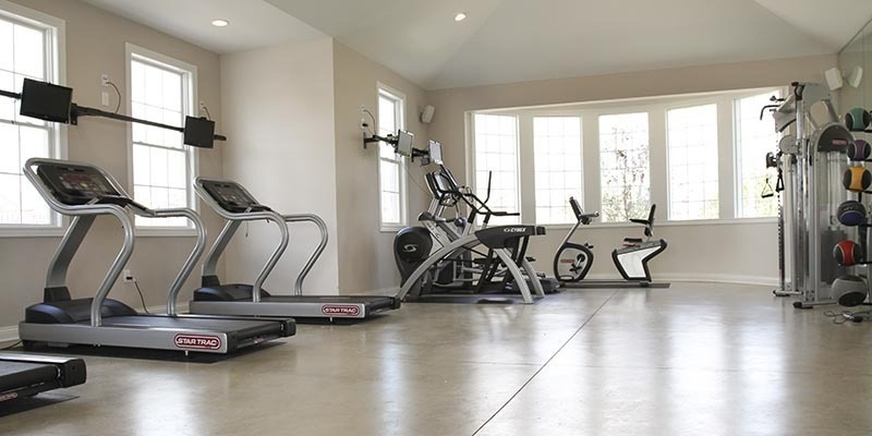 LC The Greene Apartments | Fitness Center